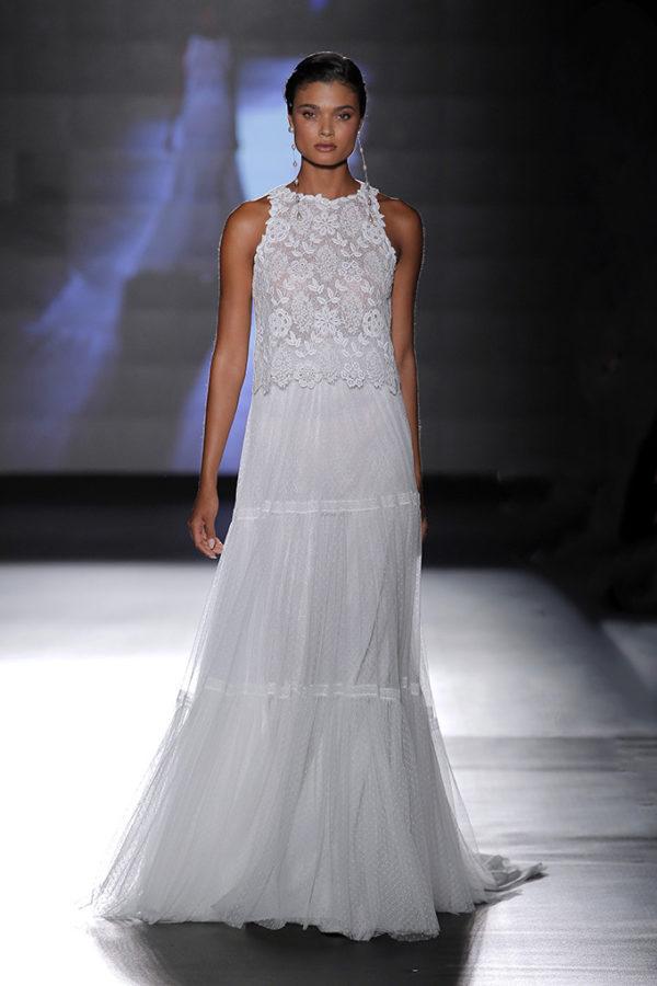 Rosa Clará: Vestido de novia colección 2019 : Tendencias de Bodas Magazine