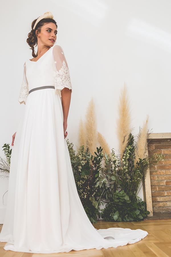 Lucia de Miguel : Atelier de novias en Madrid : Tendencias de Bodas Magazine