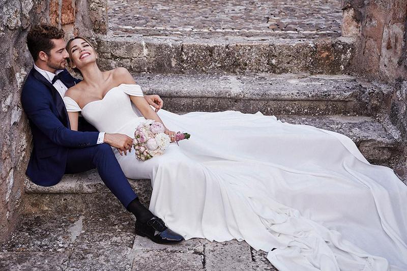 La boda de David Bisbal y Rosanna Zanetti – Tendencias de Bodas Magazine