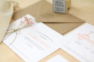Laura Escanes, Helen Lindes y Diego Matamoros ¡Sabemos quién diseñó sus invitaciones de bodas!