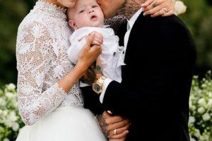 Chiara Ferragni y Fedez protagonitas de la romántica y extravagante 'royal wedding' de Instagram.