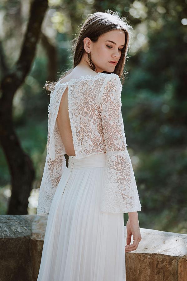 José María Peiró for Whiteday : Vestido de novia colección 2019 : Tendencias de Bodas Magazine
