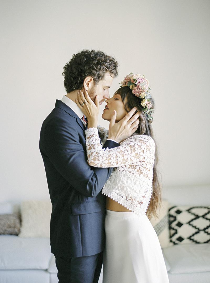 La slow wedding de los videógrafos Anker Prod.