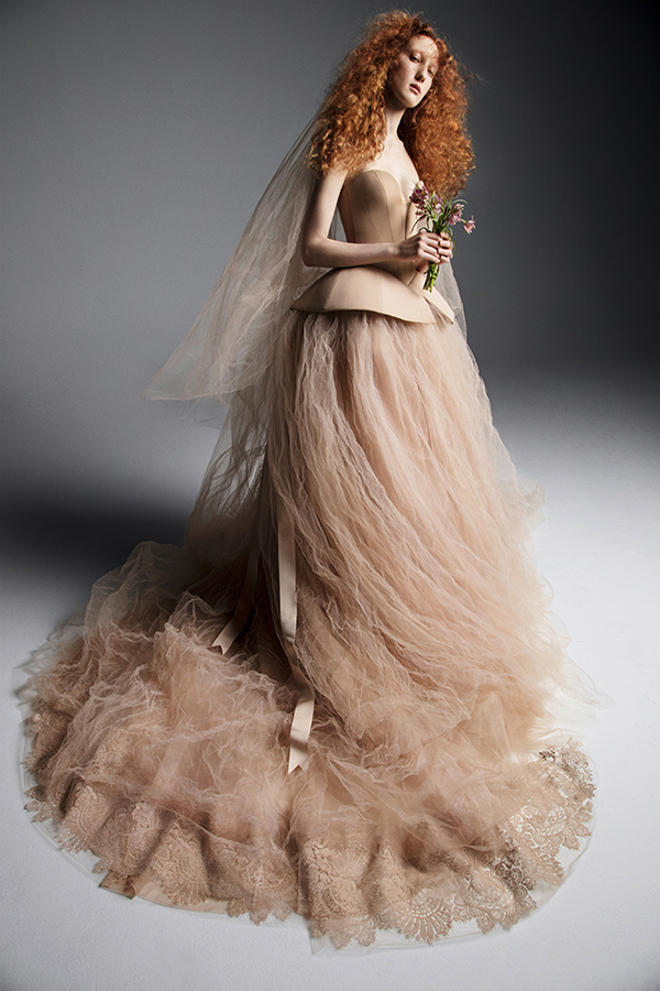 Vera Wang bridal – Tendencias de Bodas Magazine & Blog