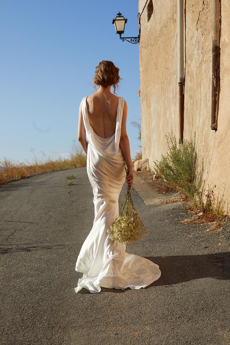 Vestido de novia de Ramón Herrerías