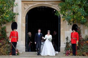 La royal wedding de la Princesa Eugenia de York y Jack Brooksbank que nos ha sorprendido para bien.