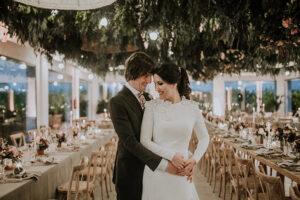 La romántica boda de Raquel y Samuel en Valencia.