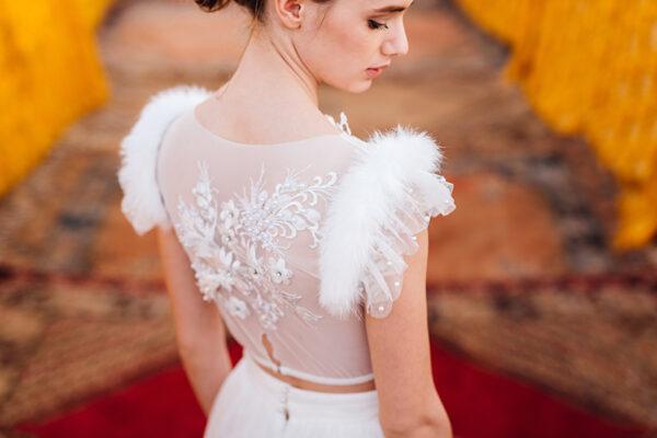 Vestido de novia de Victoria Imaz