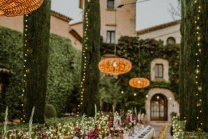 Can Ribas de Montbui, masía con encanto donde celebrar tu boda en Barcelona.