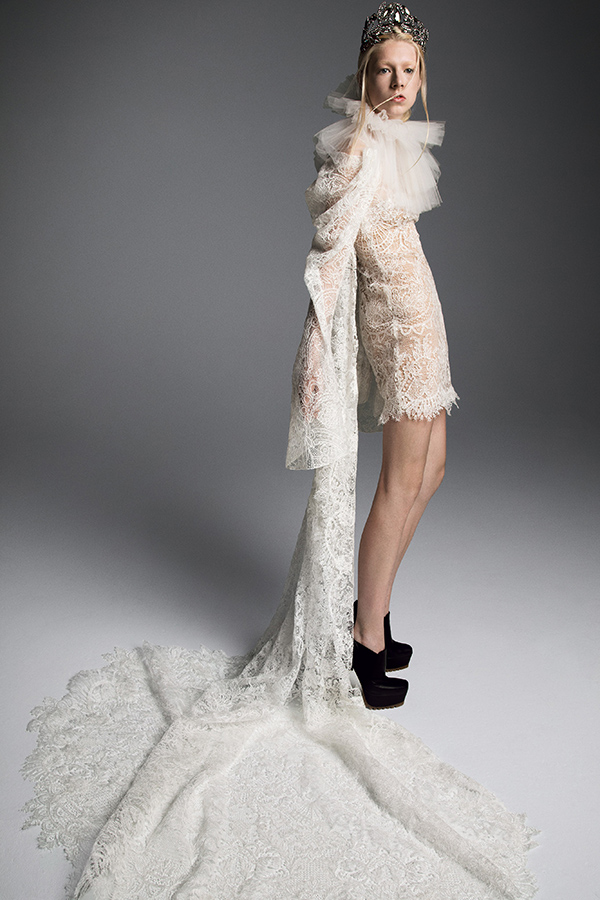 Vera Wang – Tendencias de Bodas Magazine & Blog