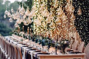 La romántica e íntima boda de Lara y Nacho en Mallorca, organizada por Pasión Eventos.