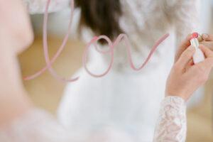 20 ideas para novias románticas (y en clave rosa).