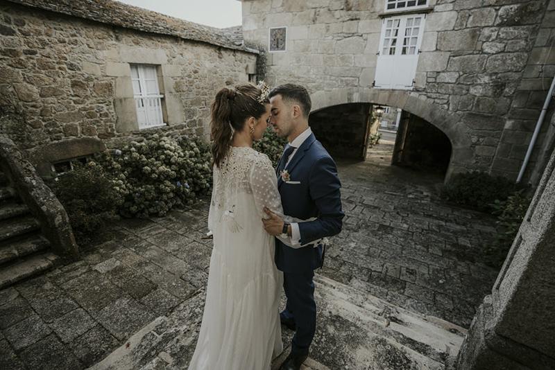 Slow wedding en Galicia por Eire Eventos – Foto Manu Díaz Fotografía Emotiva – Tendencias de Bodas Magazine
