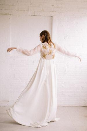 La novia del vestido de estrellas #editorialSara