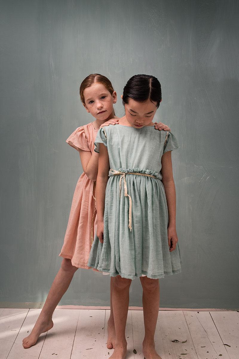 Vestidos para las niñas de arras.