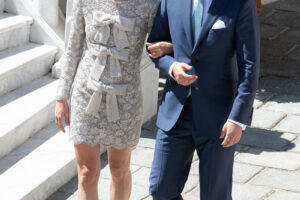Carlota Casiraghi y Dimitri Rassam celebran su boda Pinterest en Mónaco.
