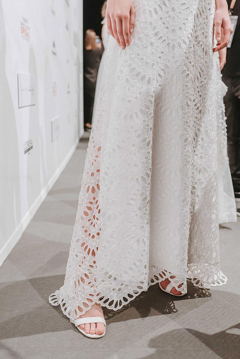 Zapatos de novia de Marylise & Rembo Styling.