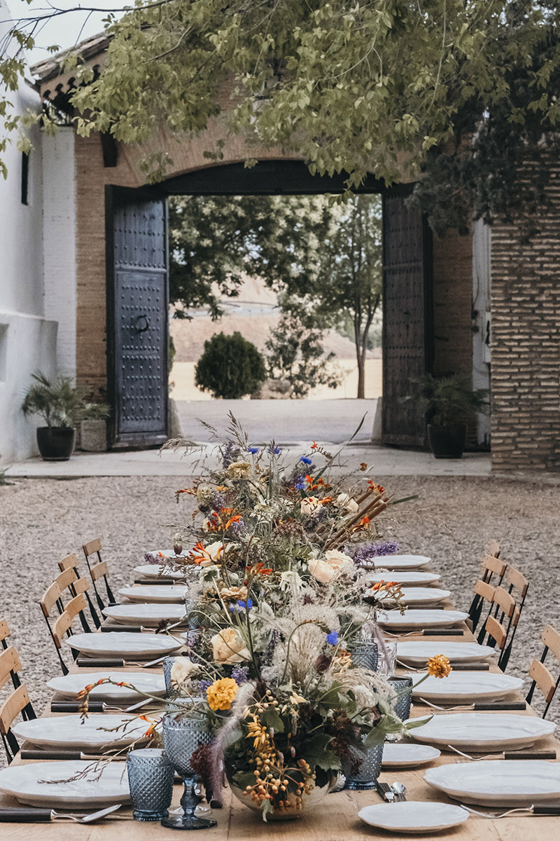 Los Lavaderos de Rojas, finca para bodas en Toledo.