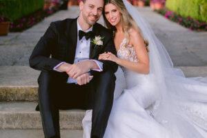 De California a Gerona, las dos bodas secretas de Pau Gasol y Cat McDonnell.