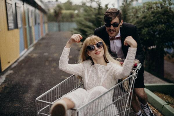 Galicia's hipster wedding inspiration