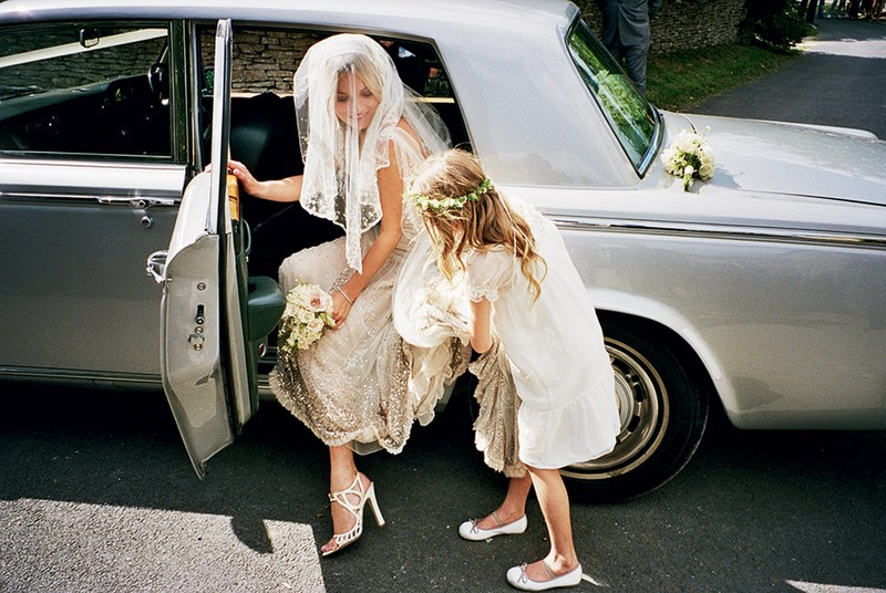 Boda de Kate Moss y Jamie Hince