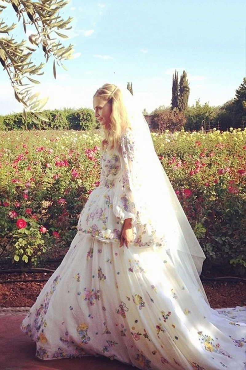 Boda de Poppy Delevingne y James Cook