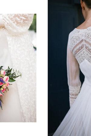 Una cita con Ángela Pedregal, tres ramos de novia clásicos de Bourguignon y las novias 'flowy' de Victoria Imaz.