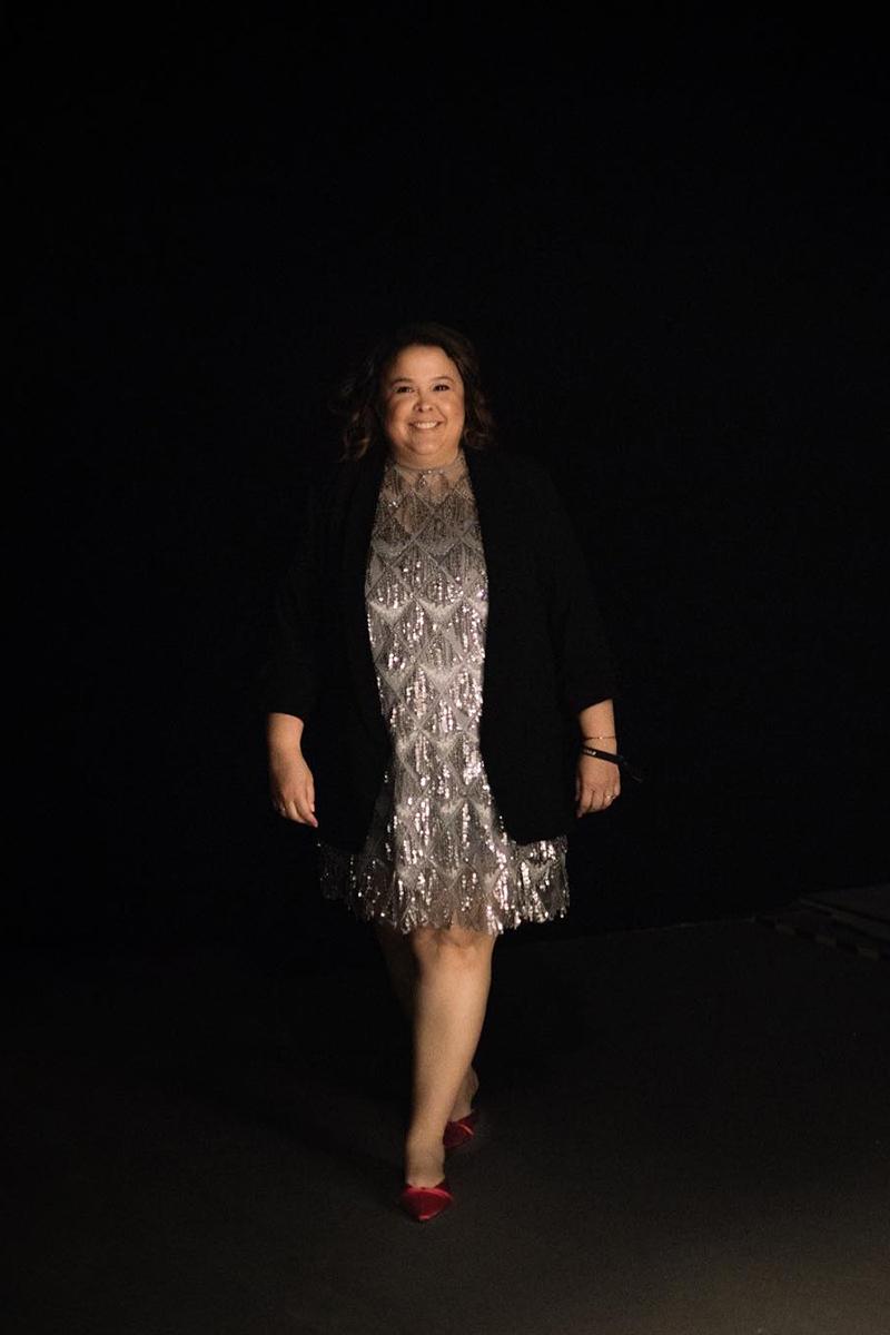 Outfit de invitada curvy (plus size)