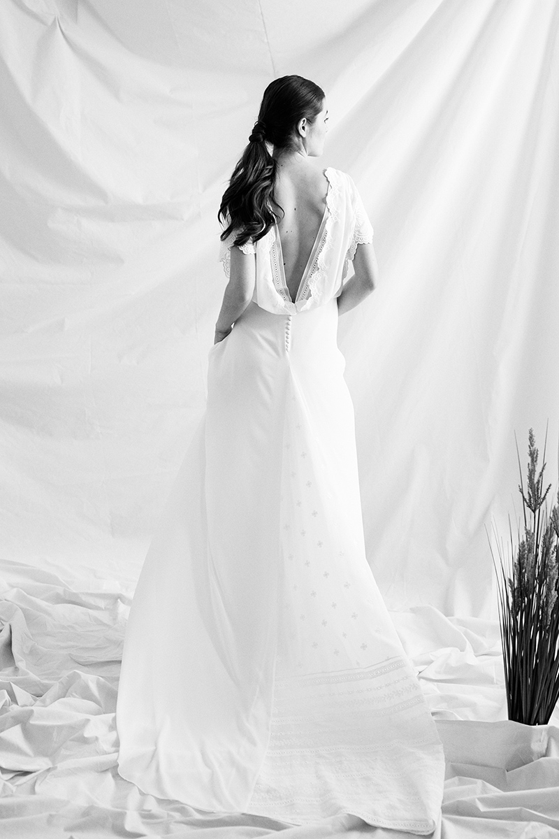 Vestido de novia de Marta Martí