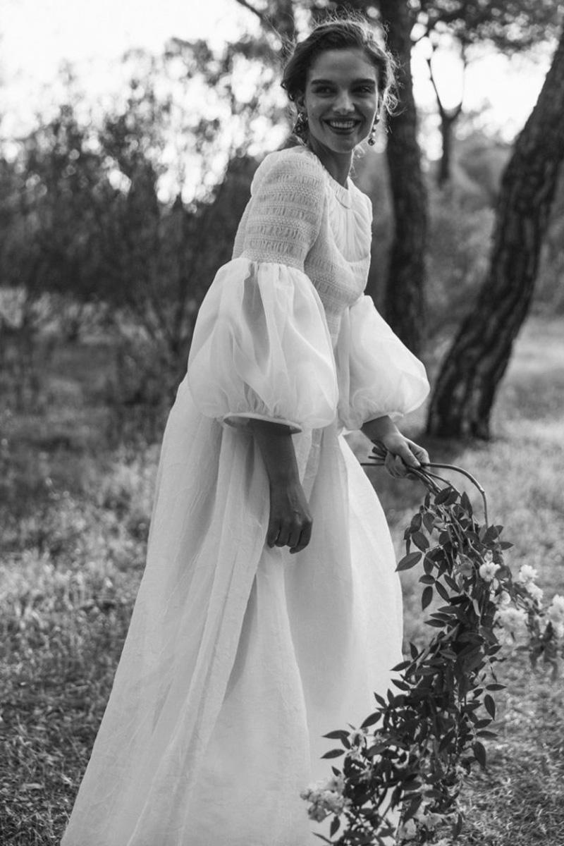 Vestido de novia de Romancera