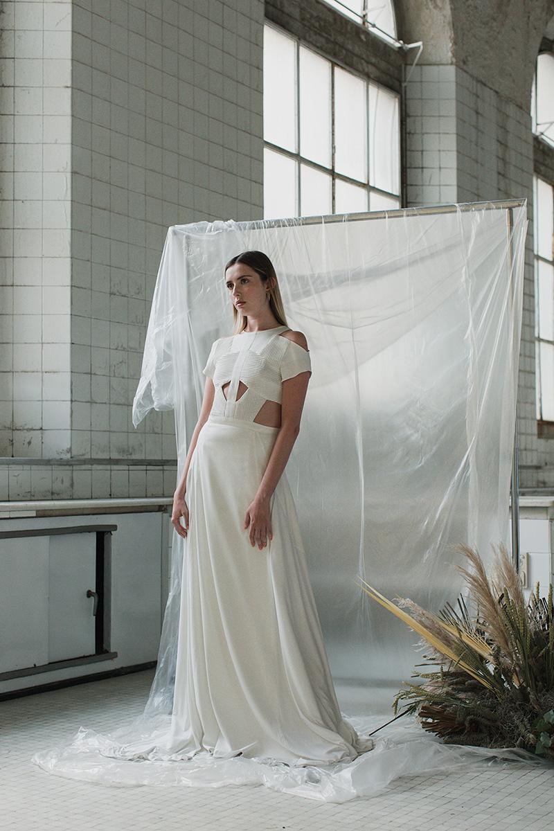 Inspiración para novias modernas.