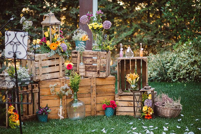Salones y jardines para bodas en Albacete