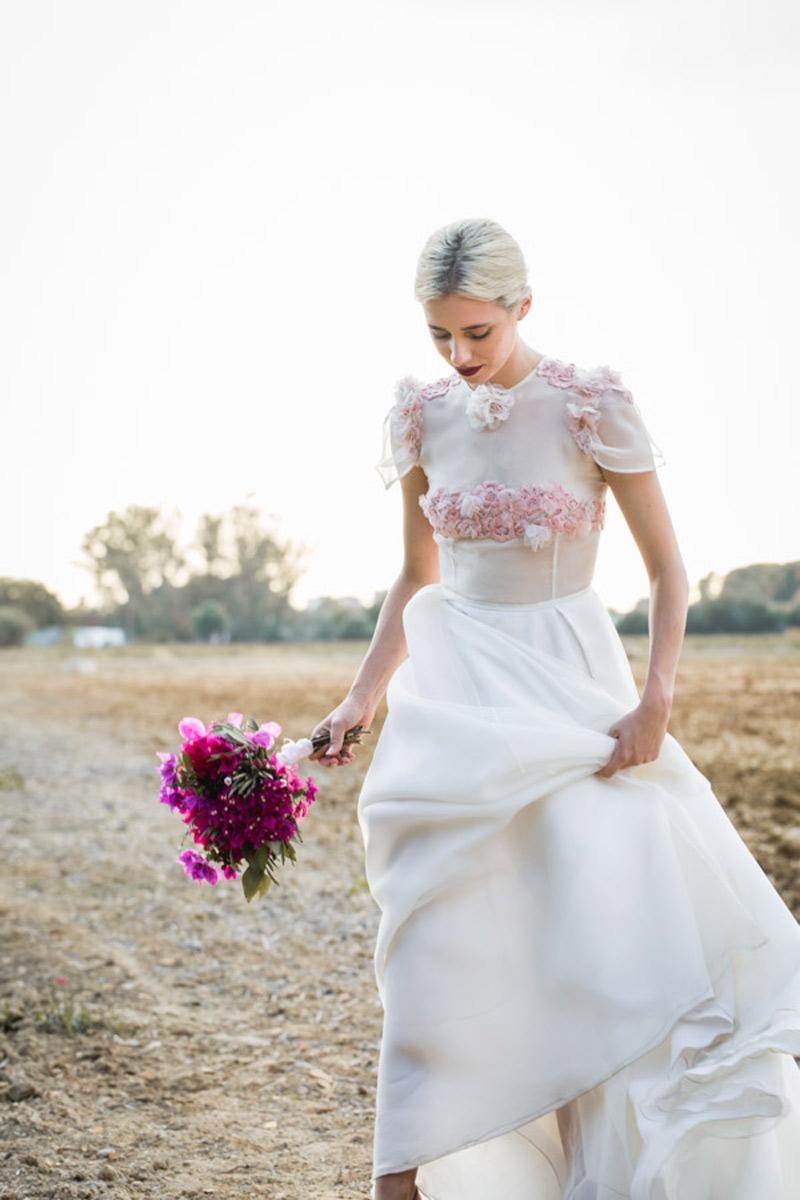 El vestido de novia de Lulu Figueroa