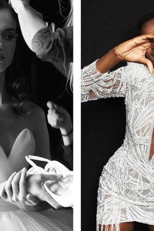 Las 8 tendencias (para TODAS las novias) que te enamorarán de los vestidos de Pronovias 2020.