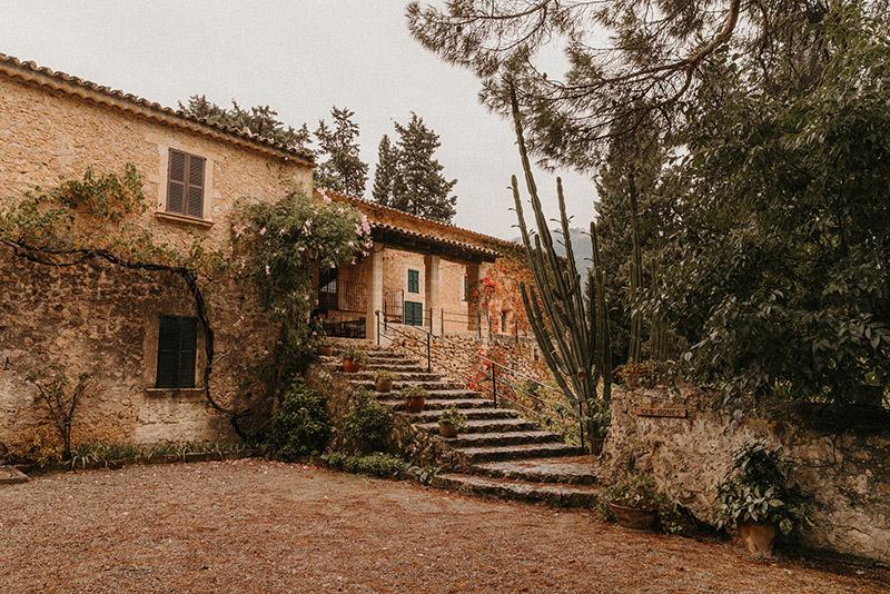 Boda rústica en Mallorca