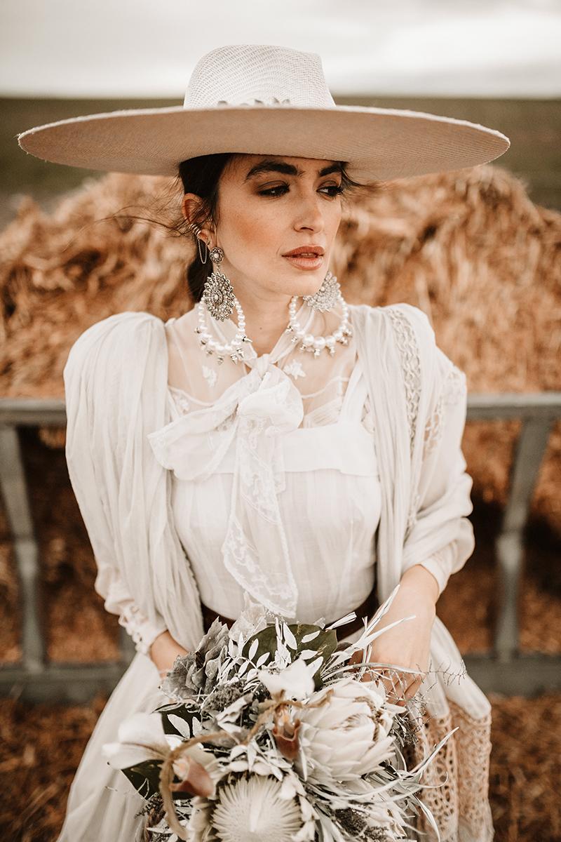 Wild west wedding inspiration