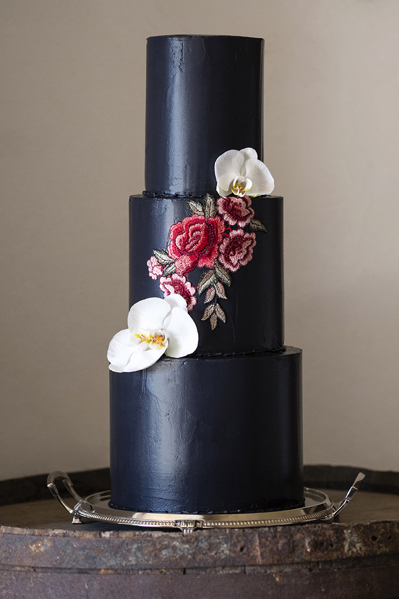 Tendencias en pasteles y tartas de boda.