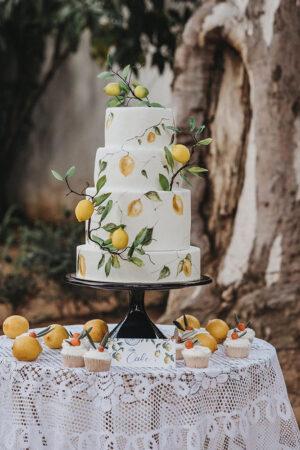 15 tartas de boda bonitas y las tendencias en repostería nupcial que nos traen.