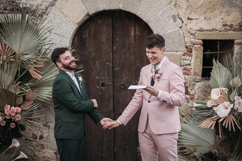 Boda gay en Cataluña