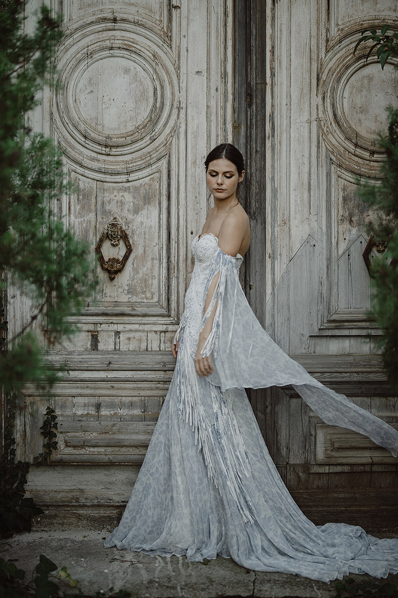 Vestidos de novia indie y bohemias.