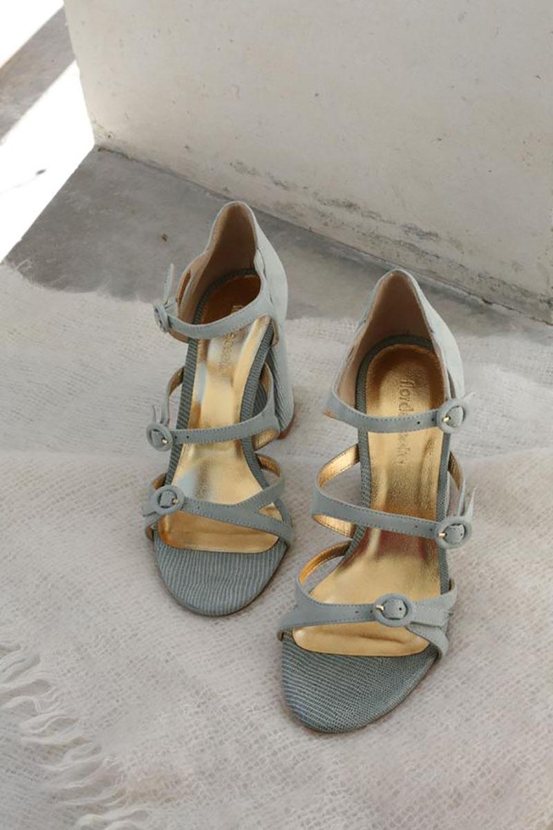 Zapatos para novias e invitadas: