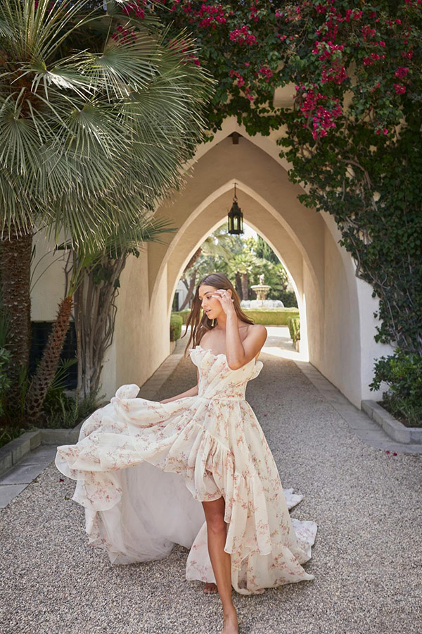 Monique Lhuillier – Tendencias de Bodas Magazine & Blog