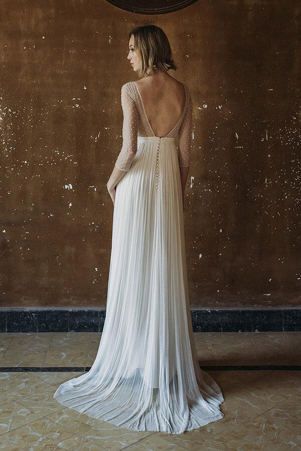 Vestido de novia de José María Peiró for Whiteday : Tendencias de Bodas Magazine