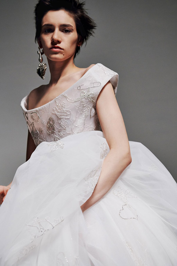 Vivienne Westwood – Tendencias de Bodas Magazine & Blog