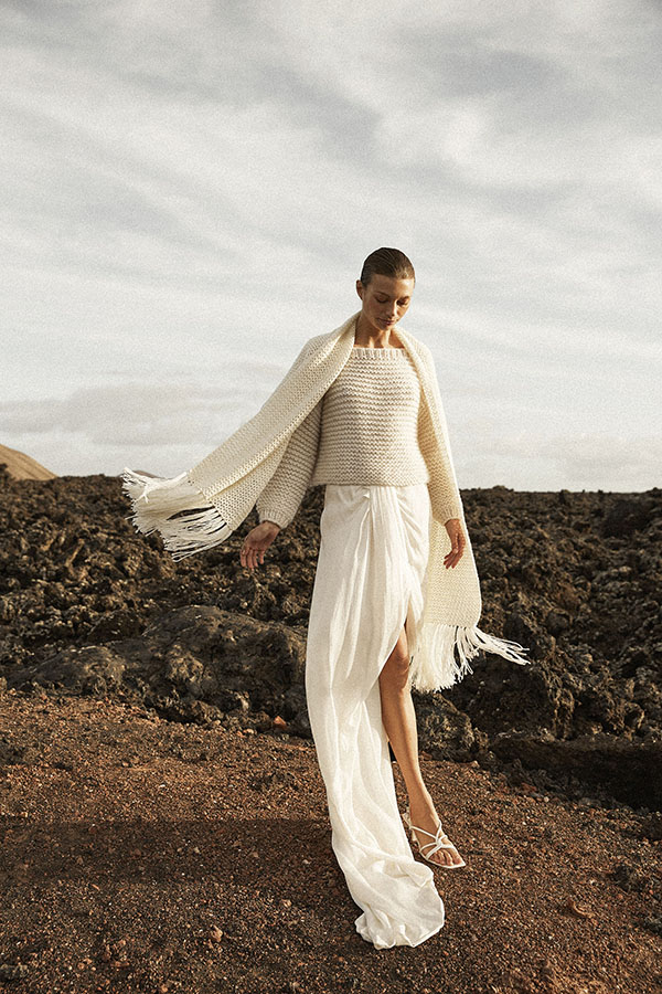 Vestido de novia de Claudia Llagostera : Tendencias de Bodas Magazine