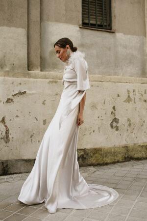 El vestido de novia de 'slow fashion' que te pondrás incluso después de la boda.