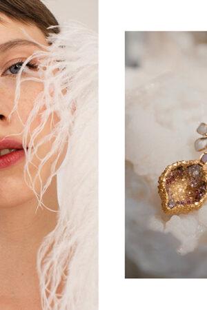 20 joyas, tocados y complementos para novias de selección random que nos encantan.