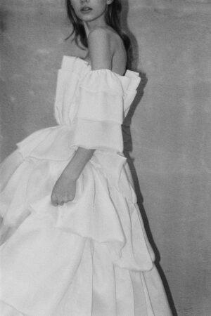 Amor a primera colección: los vestidos de novia que te conquistarán y desearás lucir.