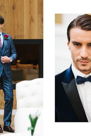 El nuevo 'dress code' masculino para la boda.