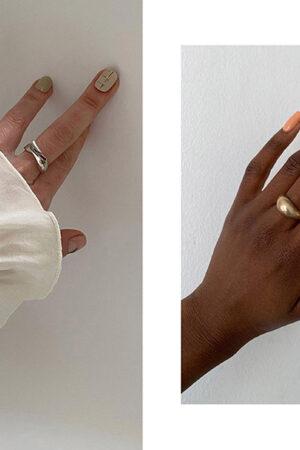Las nuevas tendencias en manicura que son perfectas para lucir en las próximas bodas.